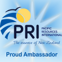 Pacific Resources International Brand Ambassador