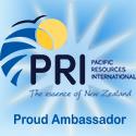 Pacific Resources International Brand Ambassador